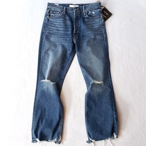 MOTHER Superior The Tripper Chew Jeans 31 NWT